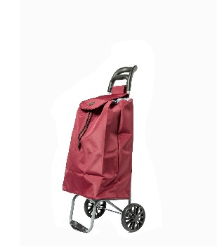Epic CityXShopper Oxblood Red Shoppingvagn
