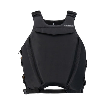 Floating Vest freeride waist size zip black