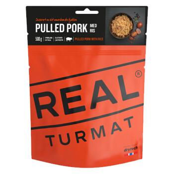 Real Turmat Pulled pork