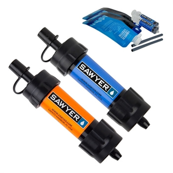 Vattenfilter Sawyer Mini 2-pack