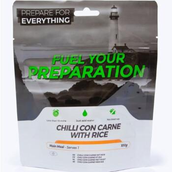 Fuel your preparation Chilli con carne